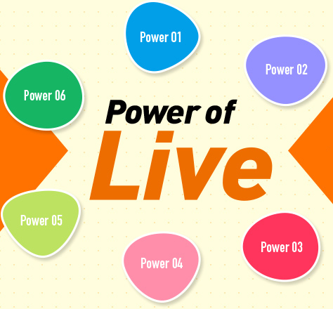 Power of Live