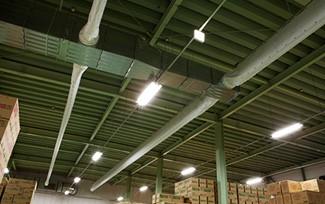 オール電化対応のデンマーク製ダクトと空調設備
